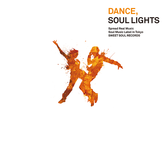 DEBUT EP DANCE, SOUL LIGHTS