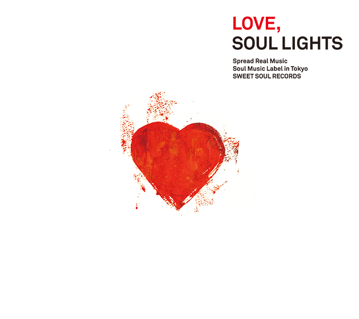 DEBUT EP LOVE, SOUL LIGHTS