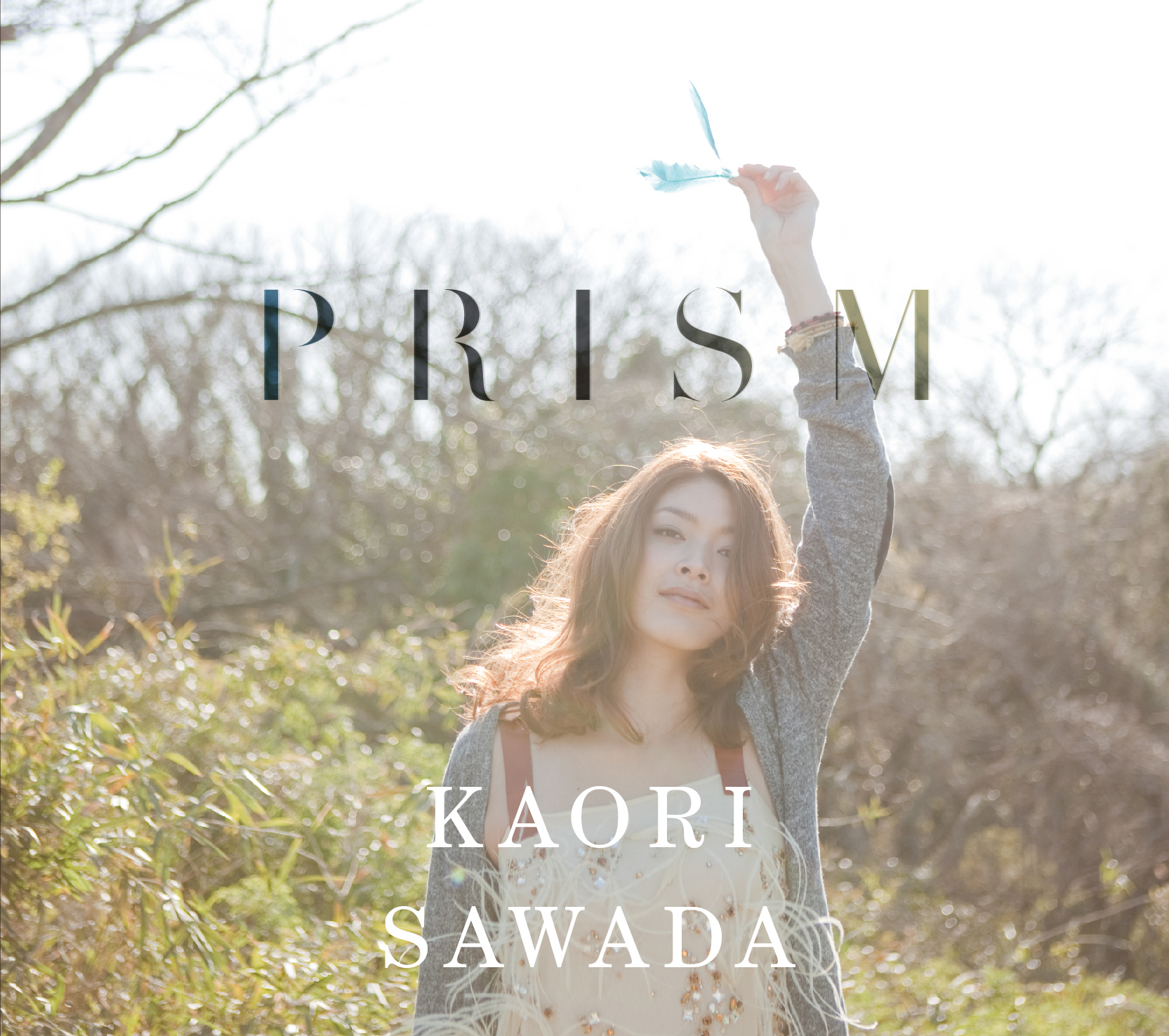 Independent debut album PRISM